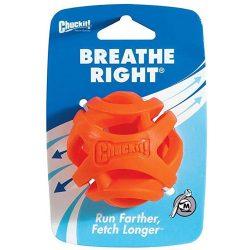 Chuckit Breathe Right Ball , M , LÉLEGZŐ