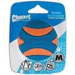 Chuckit Ultra Squeaker Ball , M , CSIPOGÓS