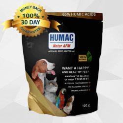 HUMAC® Natur AFM 65% huminsav tartalommal 100g