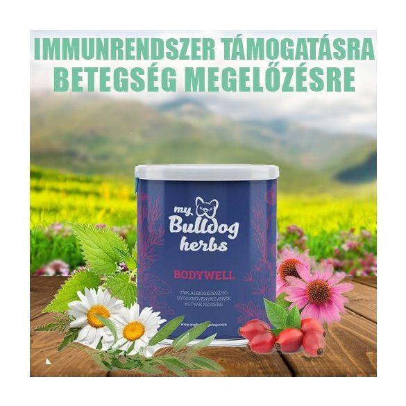 My Bulldog Herbs – BODYWELL – immuntámogatás