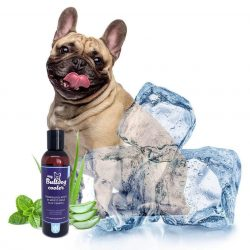 My Bulldog Cooler – Természetes Hűsítő Zselé gyógynövényekkel