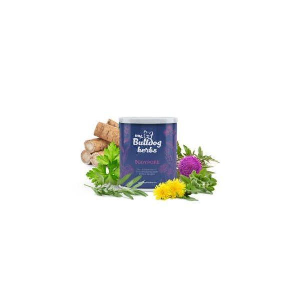 My Bulldog Herbs – HAPPY TUMMY – gyomor és bélrendszer támogató