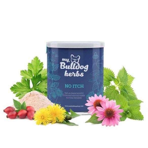 My Bulldog Herbs – NO ITCH – immuntámogatás Lactoferrinnel