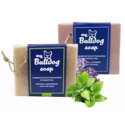 My Bulldog Soap - Természetes kutyaszappan gyógynövényekkel