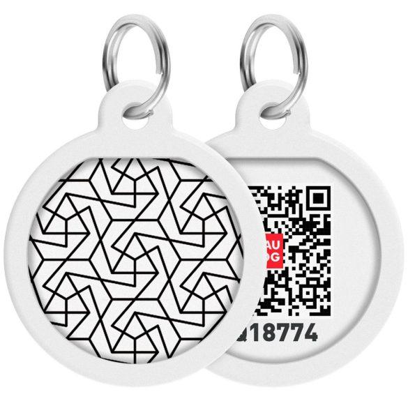 ID Smart biléta nyakörvre - Geometry