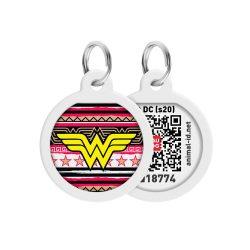 ID Smart biléta nyakörvre - Wonderwoman_3